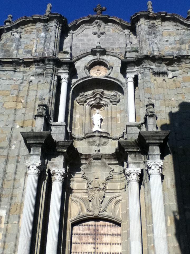 San Mateo, la iglesia más grande de Tarifa