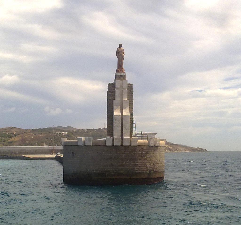 Punta del Santo en Tarifa