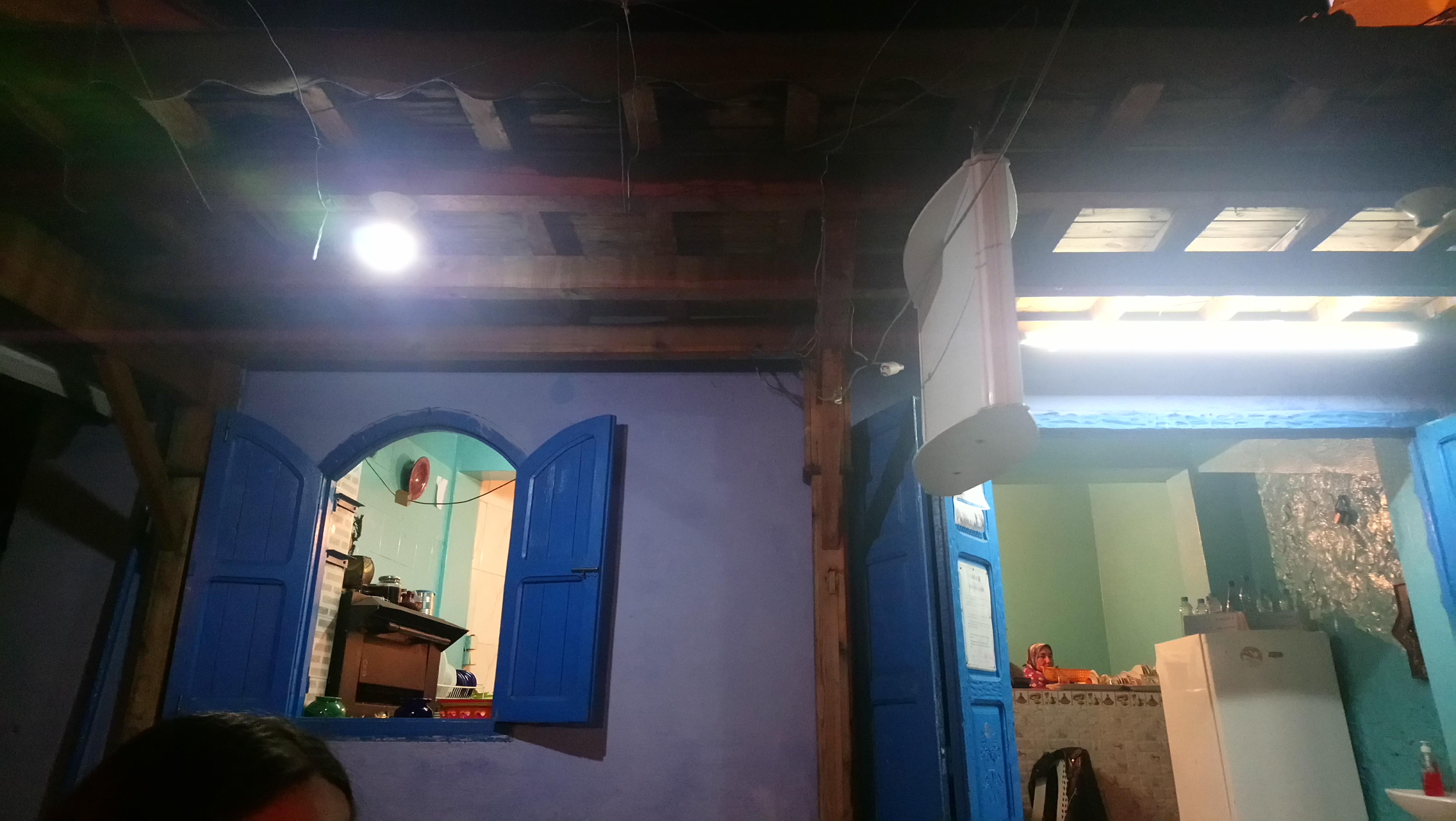 Casa Sofía, mejor bar en Chaouen