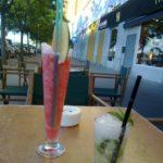 Tomar copas en Sevilla