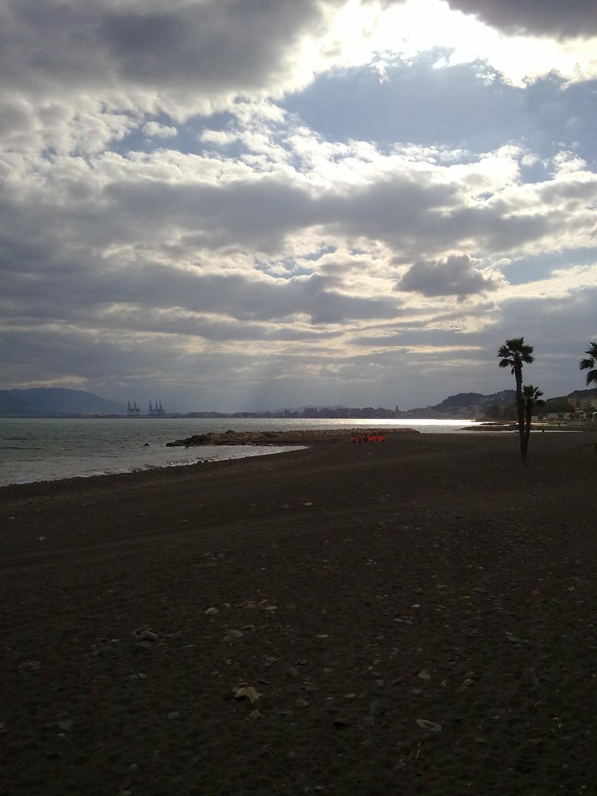 Playa del Barrio del Pedregalejo