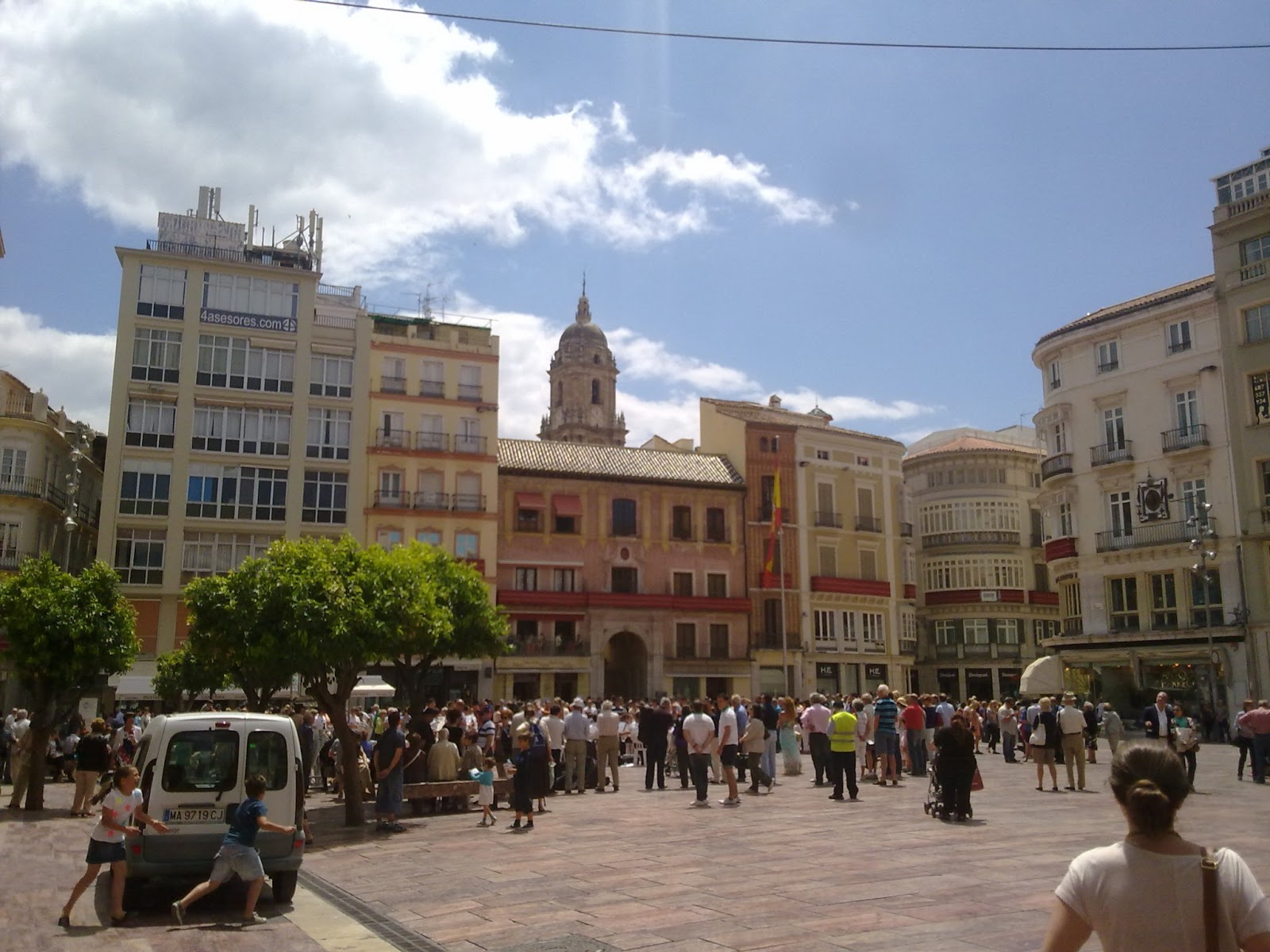 Encuentro de Bandas en Málaga