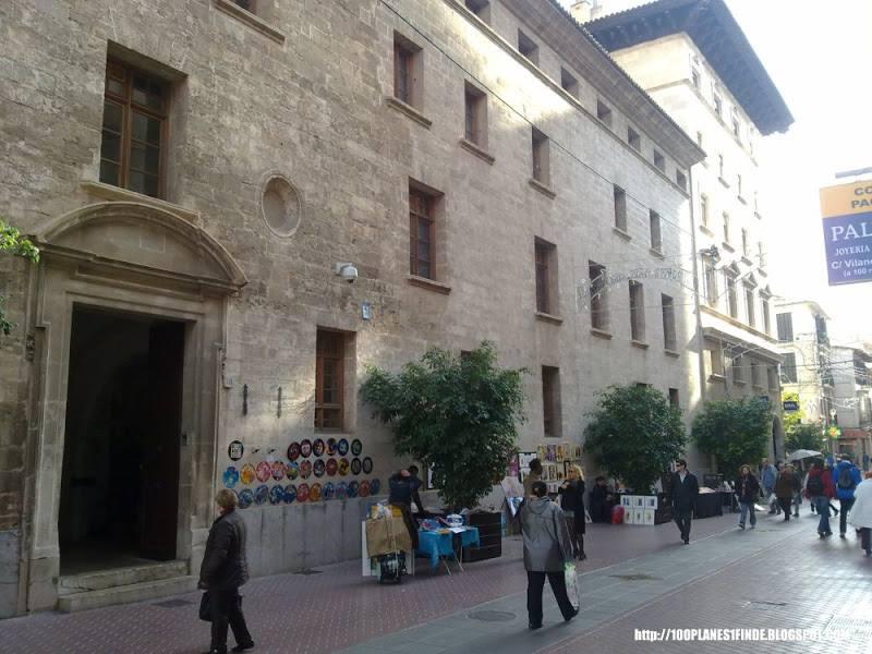 Parroquia de la Nativitat del Senyor en Palma de Mallorca