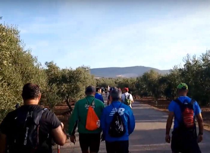 Camino de Santiago por la Sierra Sur de Sevilla