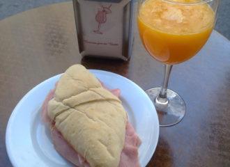 Casa Cuesta, Desayunar en Sevilla