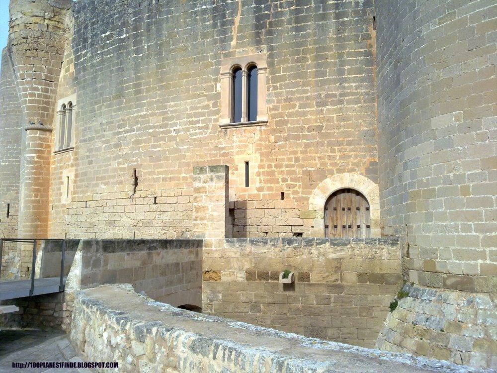 Puente del Castillo de Bellver en Palma de Mallorca