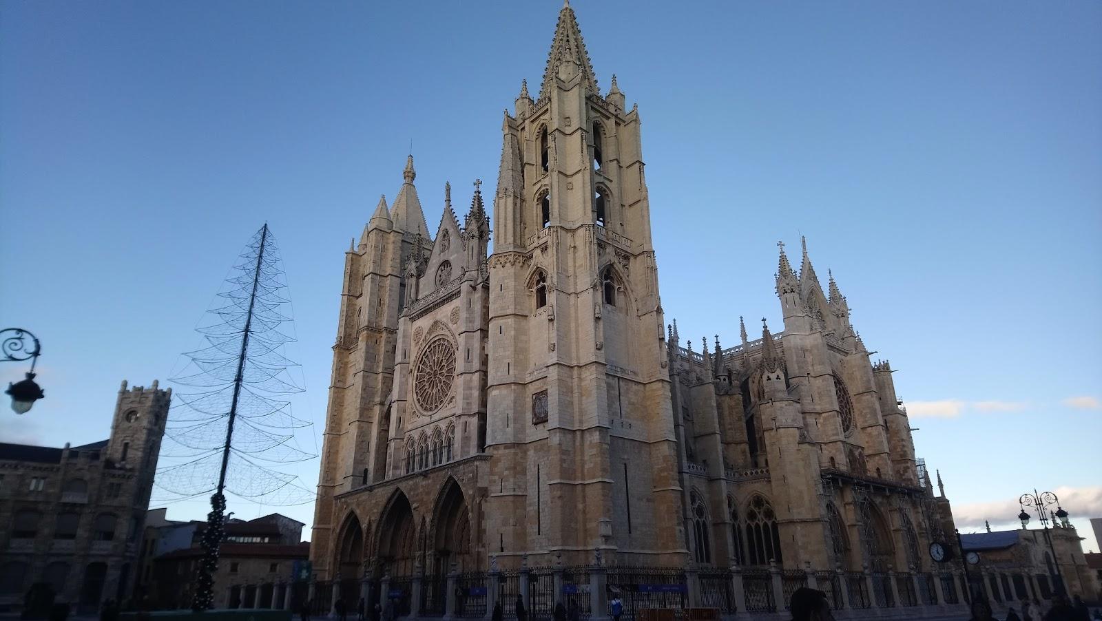 Plaza de Regla en León