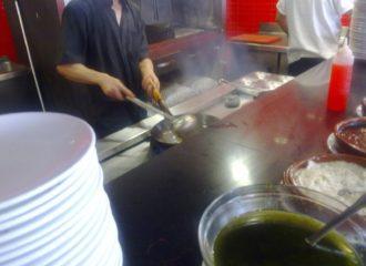 Dónde comer WOK en Sevilla