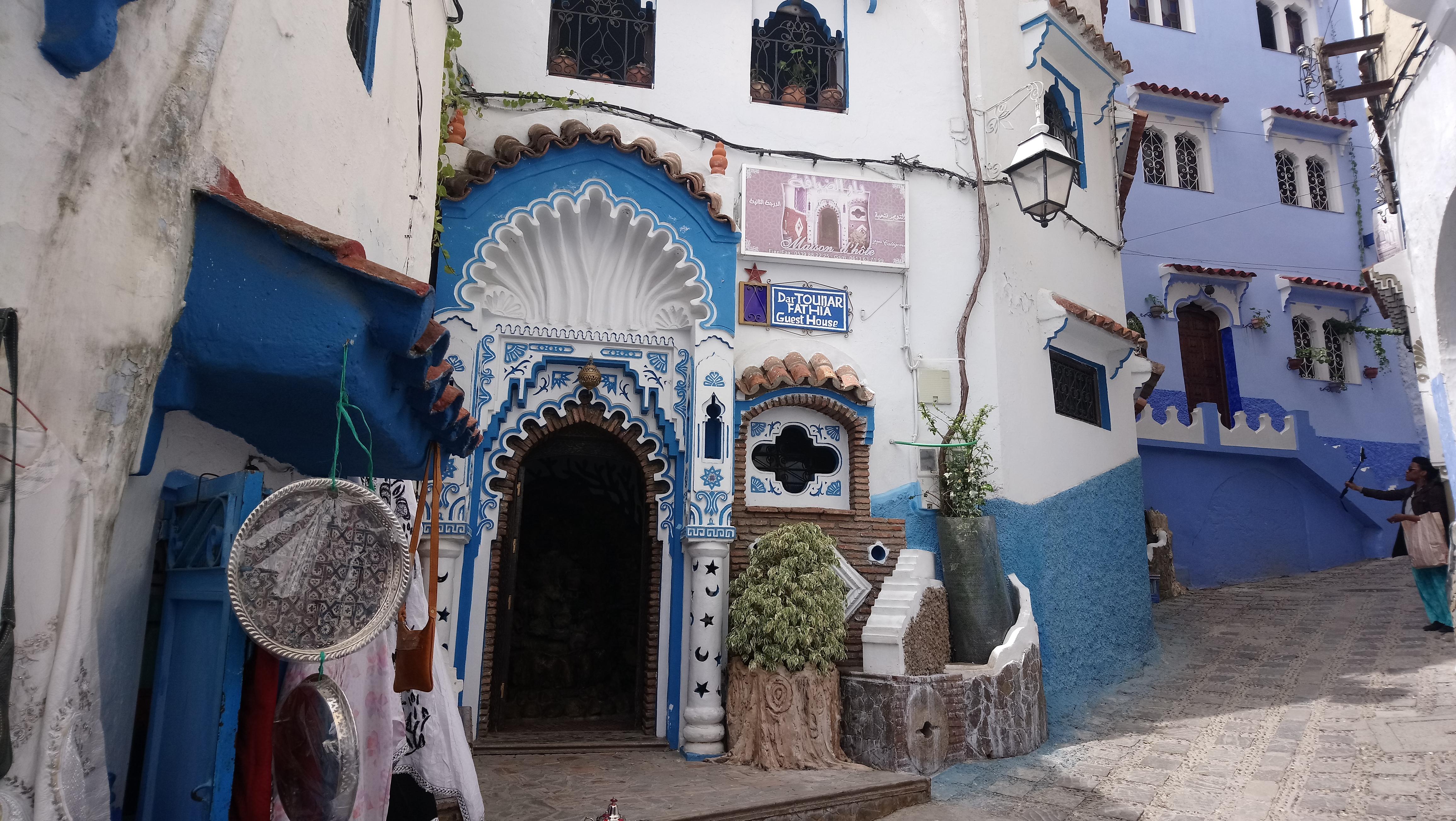 Dar Touijar, riad en Chaouen