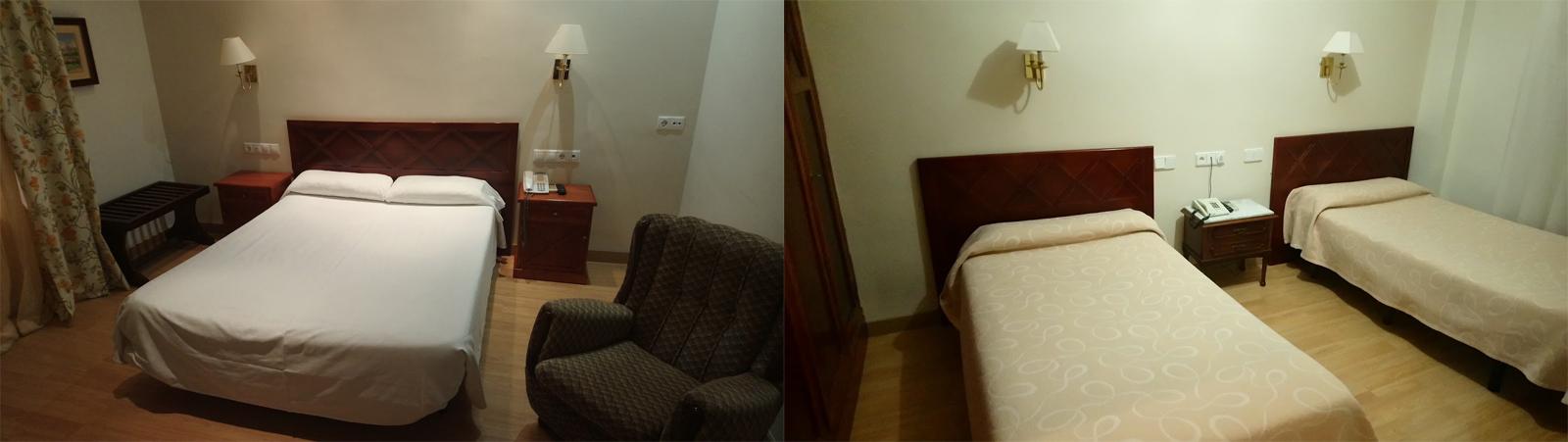 Habitación familiar en Valladolid