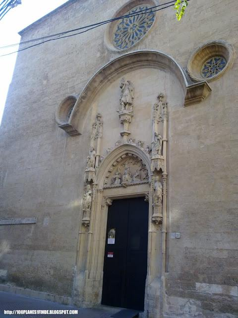 Parroquia de Sant Miquel en Mallorca