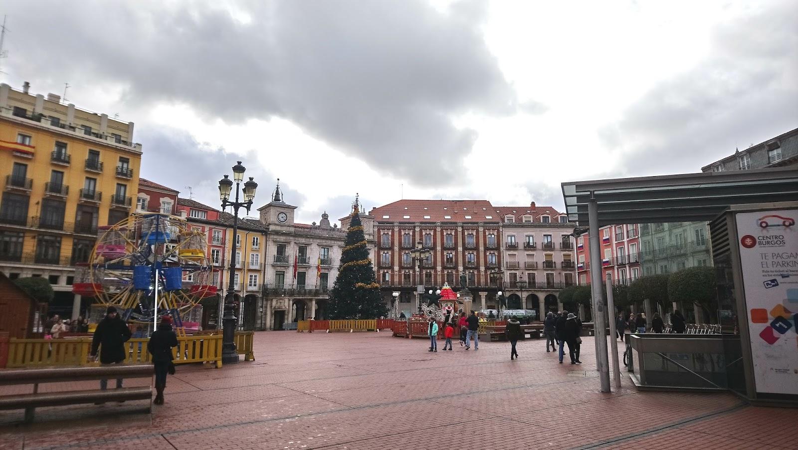 Centro de Burgos
