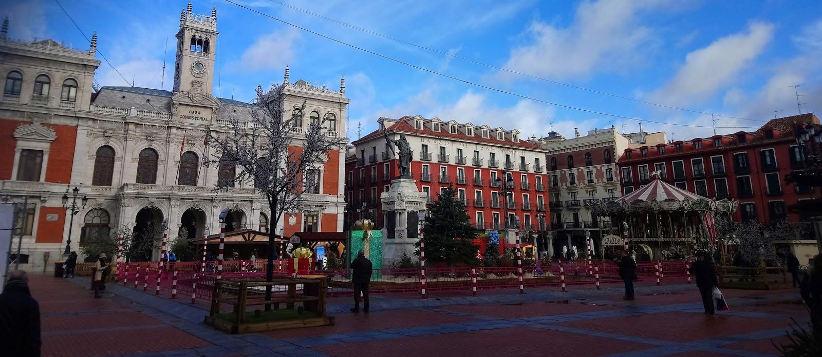 Centro de Valladolid
