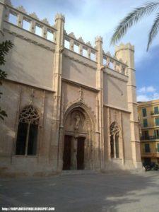 Edificio de la Lonja de Palma de Mallorca