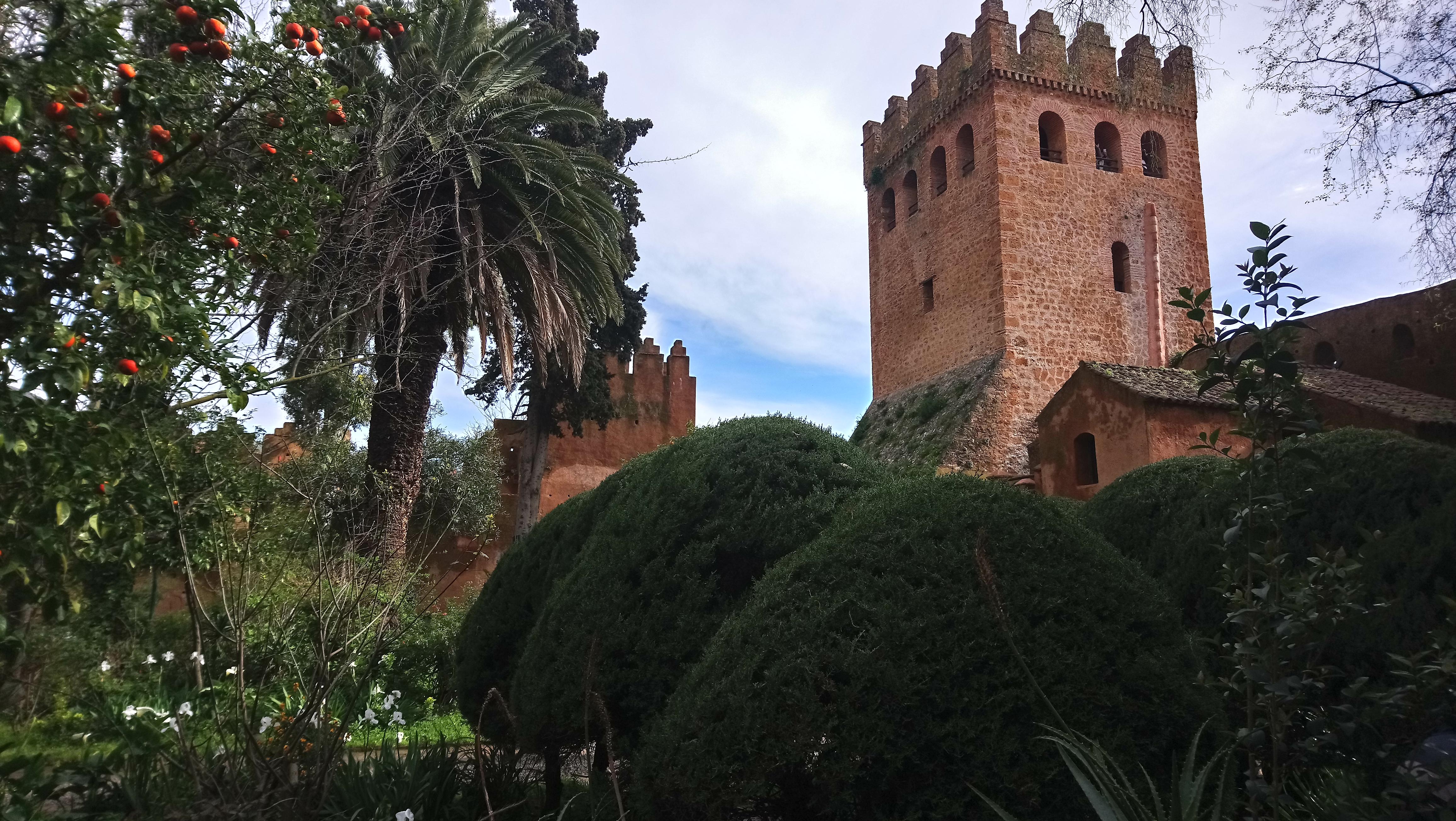 Alcazaba de Chaouen
