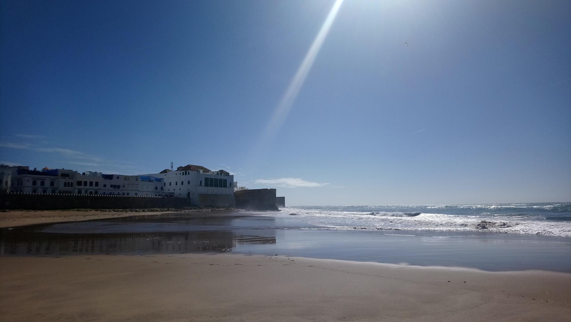 Playa de Arcila
