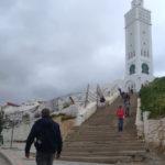 Hacia la Kasbah de Tetuán