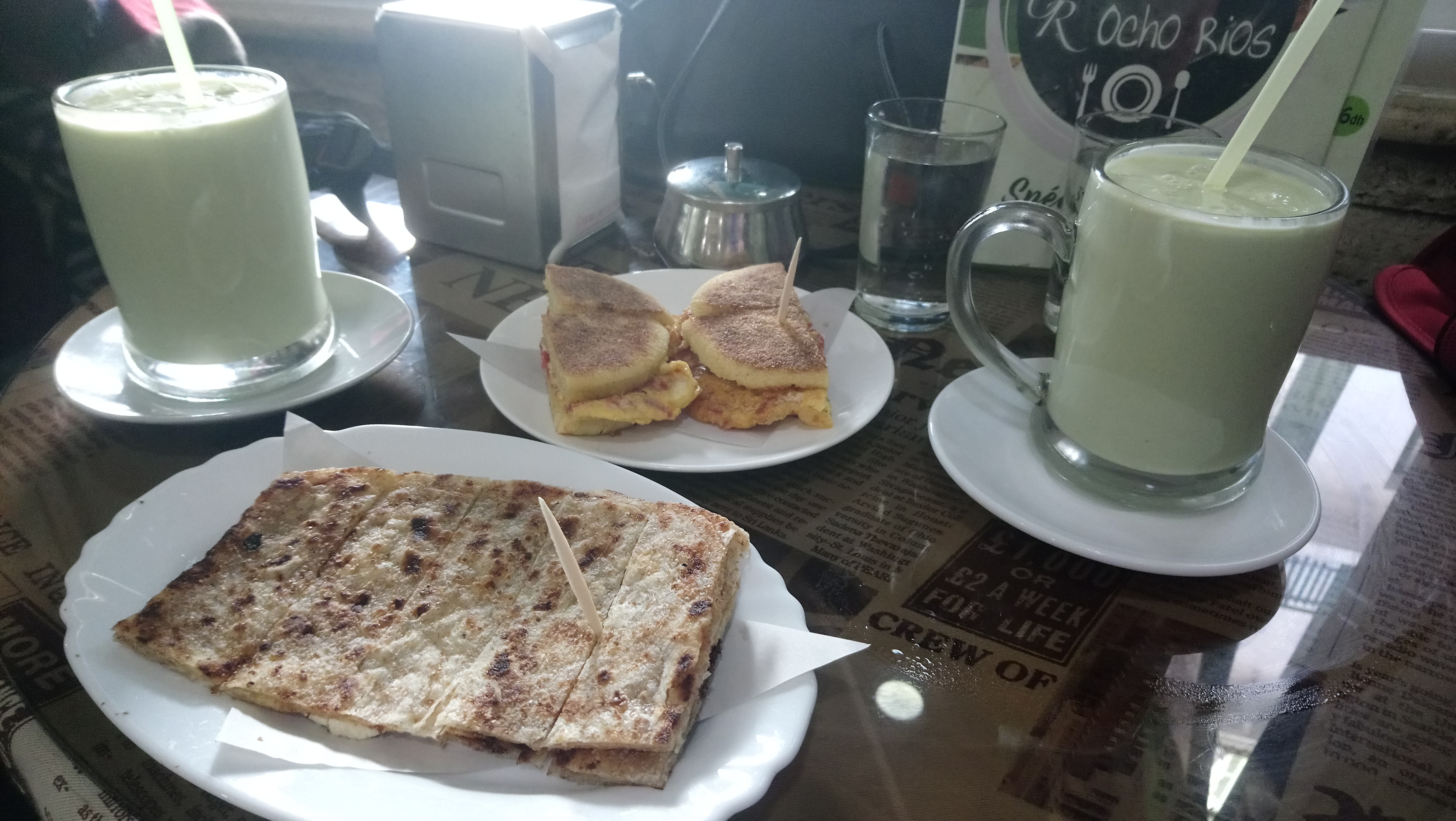 Desayunos en Tetuán