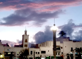 Finde en Marruecos