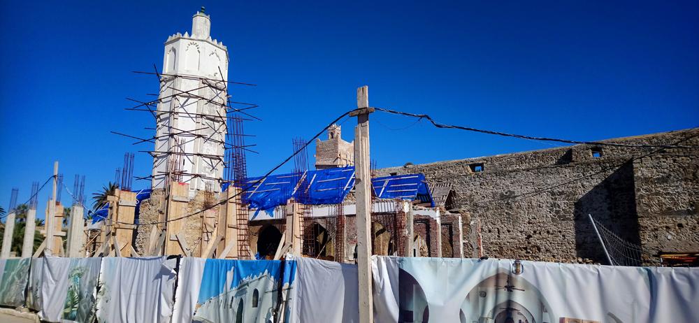 Mezquita en Arcila