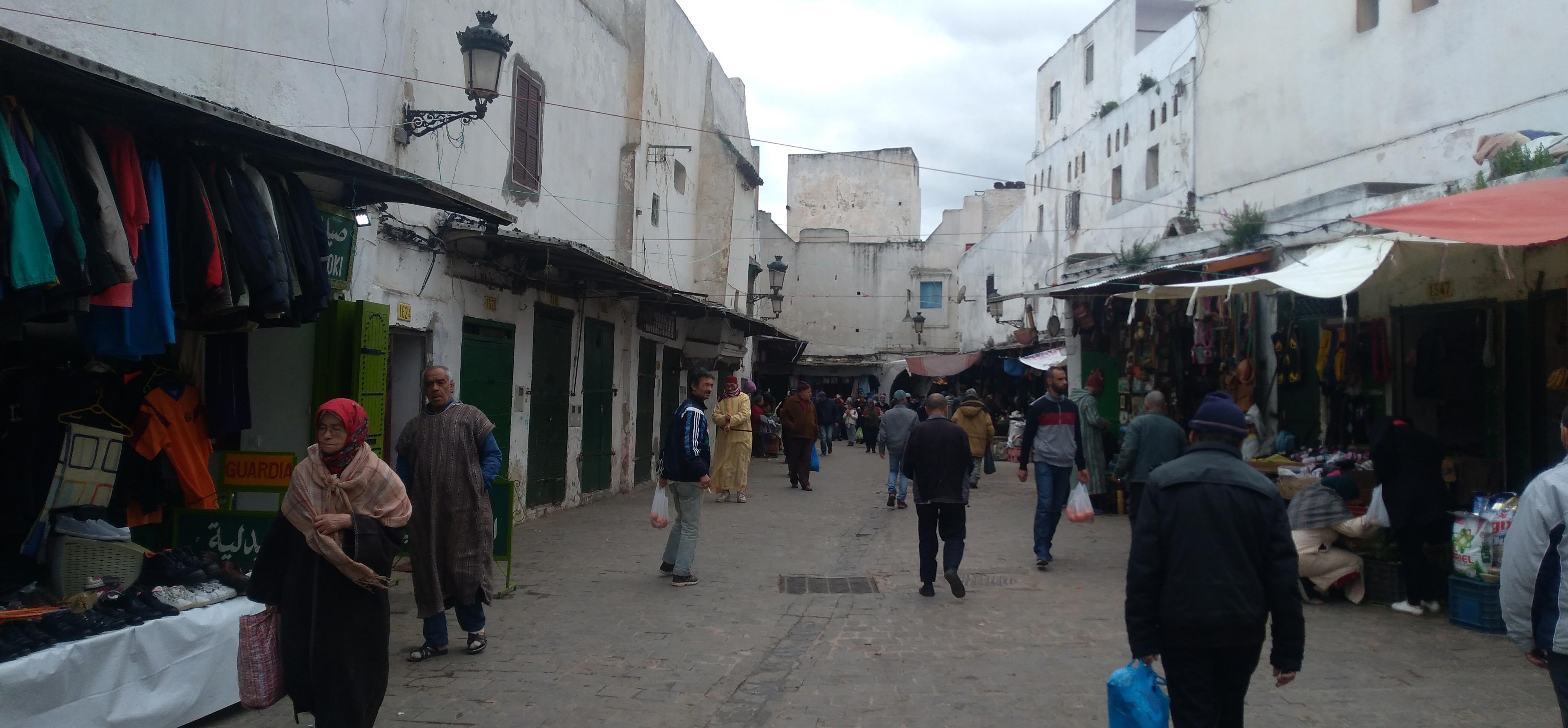 Mercado de Tetuán