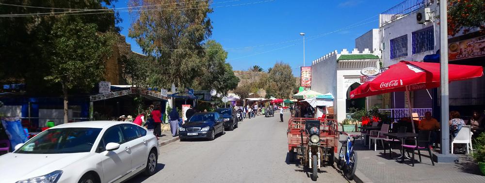 Dónde pasear en Assilah