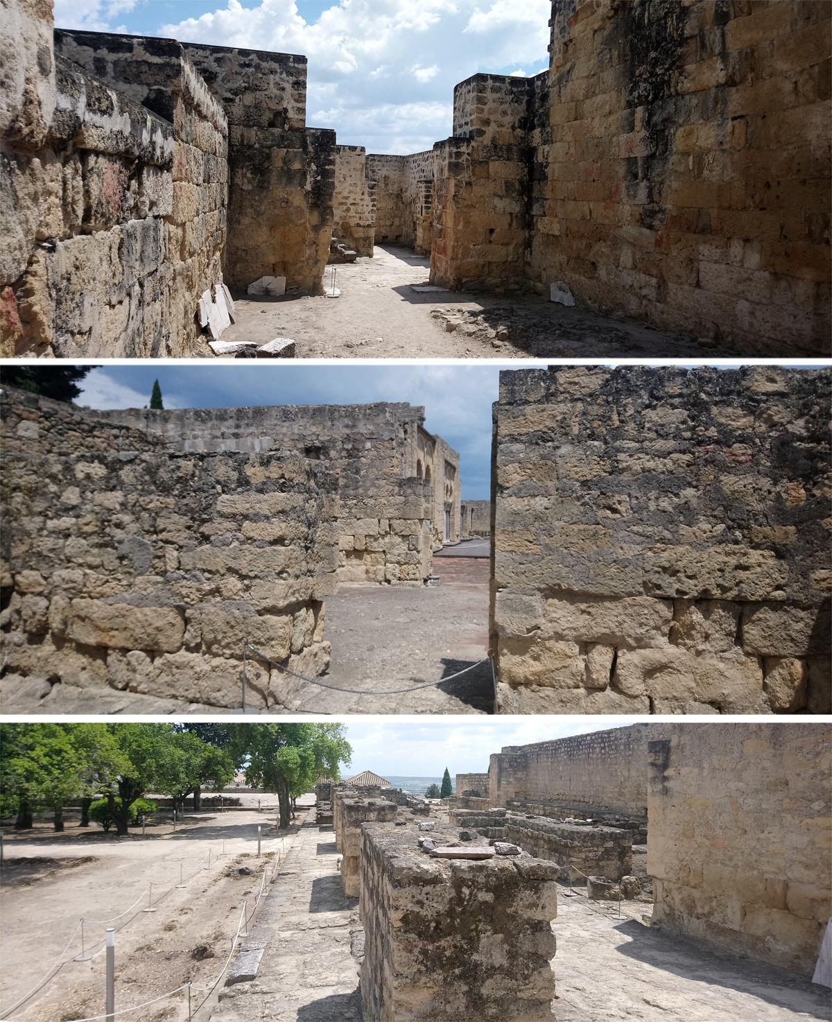 Muros de Medina Azahara
