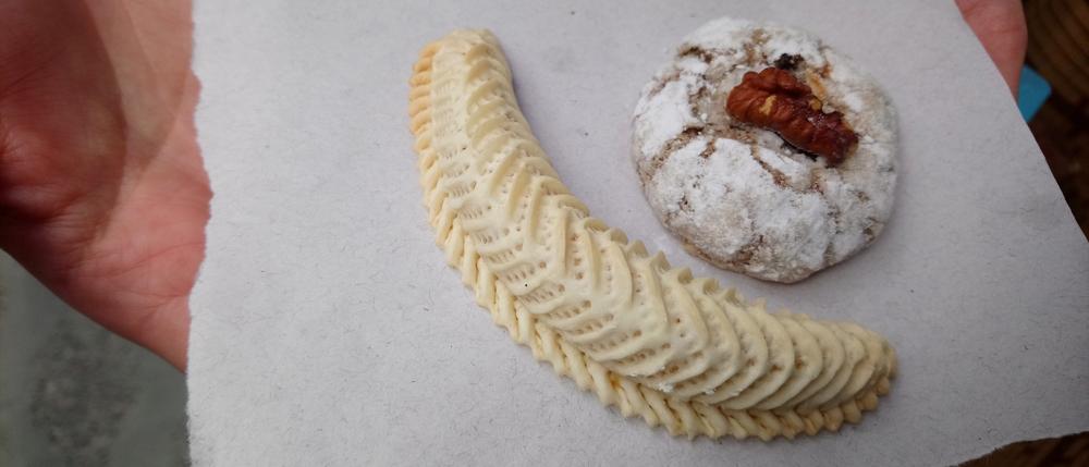 Pastelería marroquí en Arcila