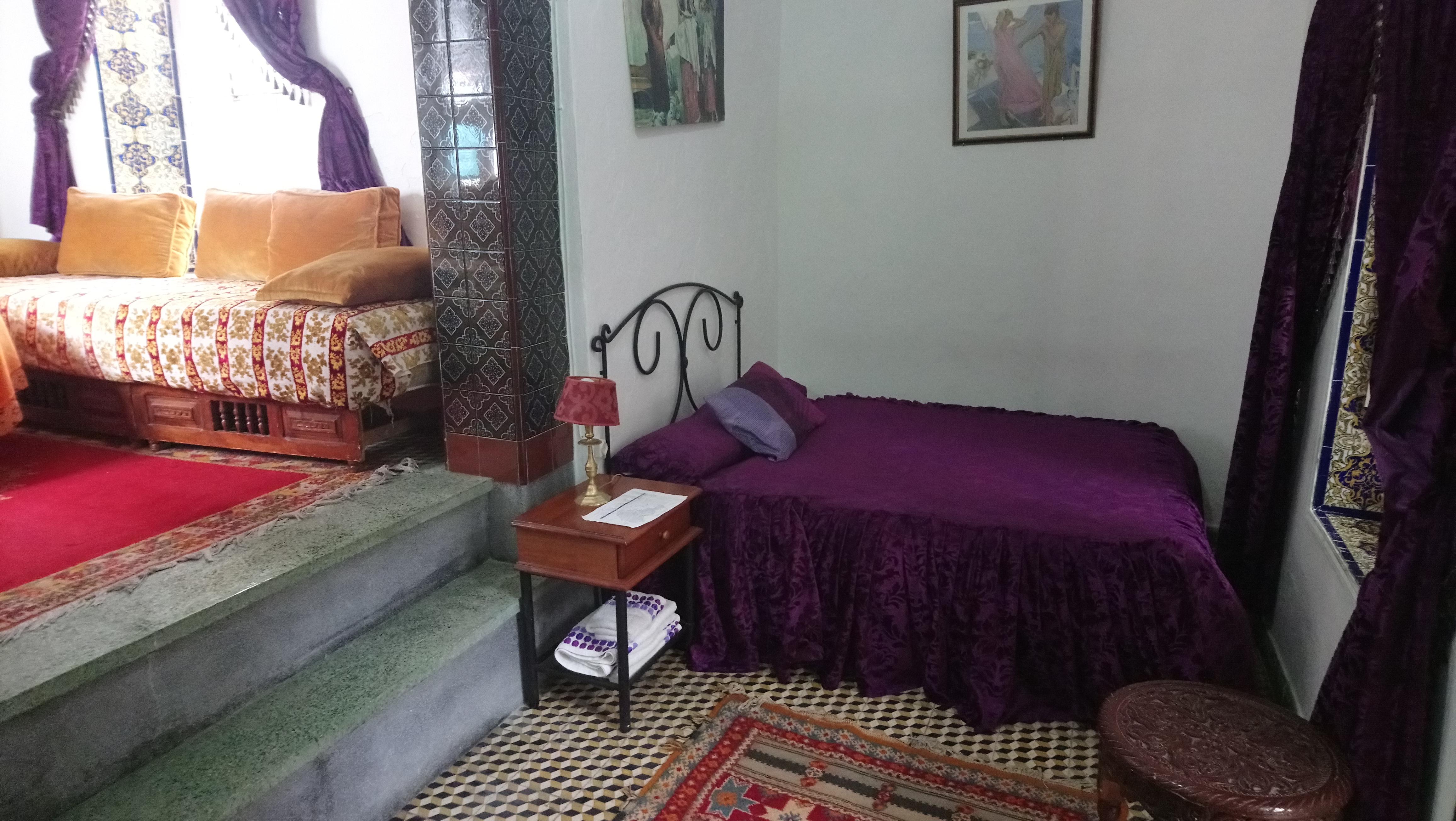 Casa Hasan en Tetuán