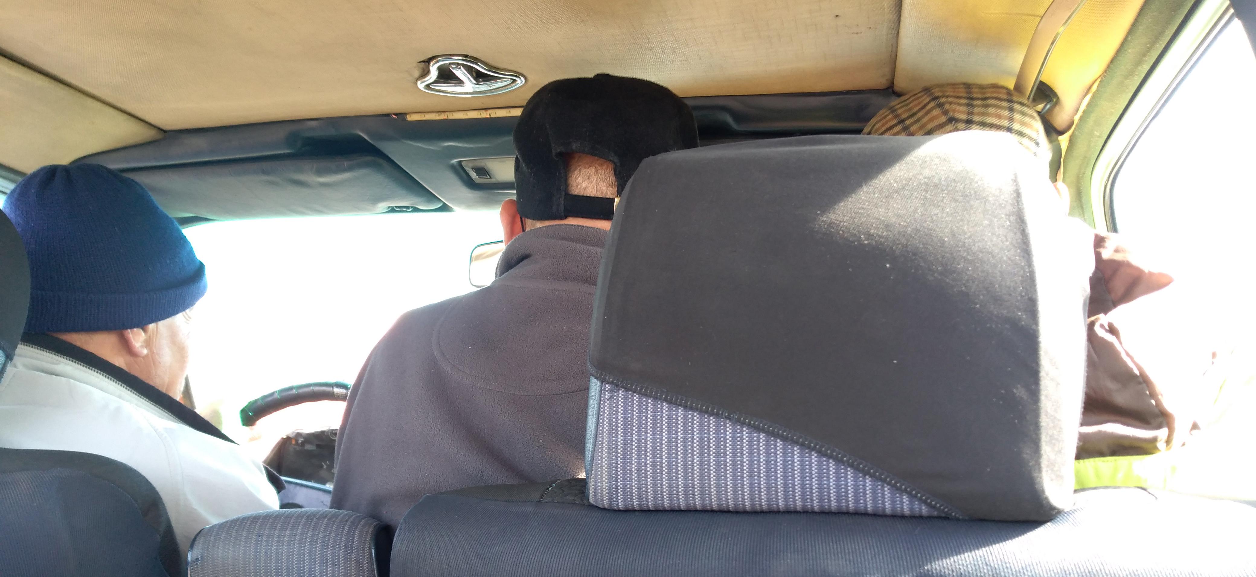 Compartir taxi desde Assilah a Tánger