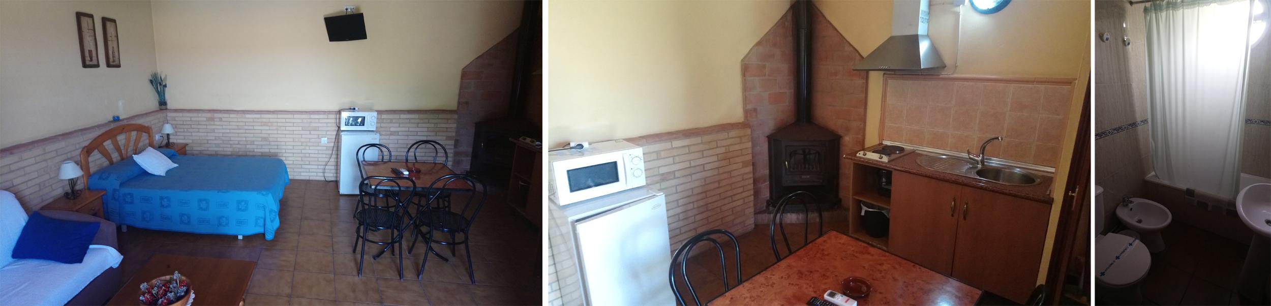 Apartamento Las Palomas en La Puebla de Los Infantes