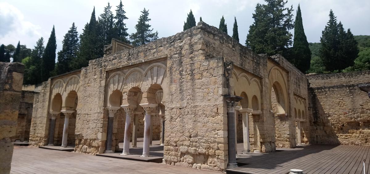 Salón Basilical en Medina Azahara