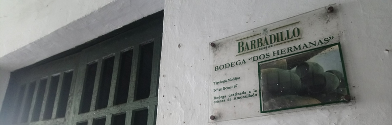 Bodega Dos Hermanas de Barbadillo
