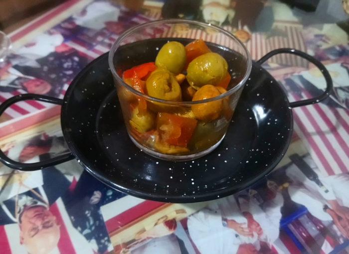 Cenar en Tarifa en La Casa de Elena y Juan Luis