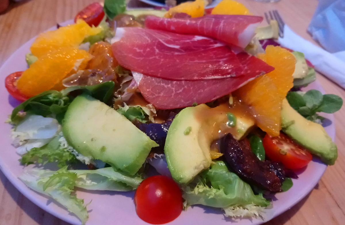 Dónde comer sano en Tarifa