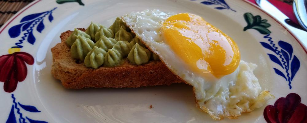 Desayuno sano en la Comarca del Guadalteba