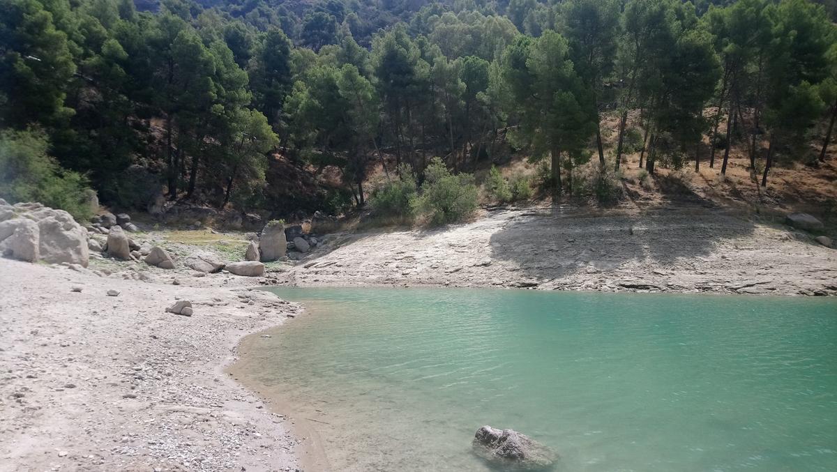 Dónde bañarse en la Comarca del Guadalteba