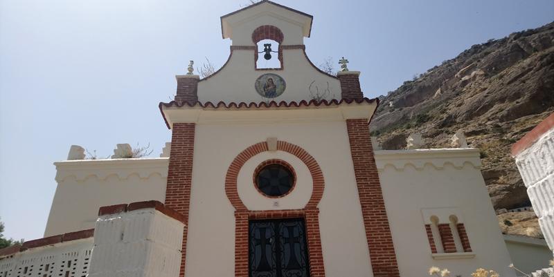 Ermita de Nuestra Señora de Villaverde cerca de Bobastro