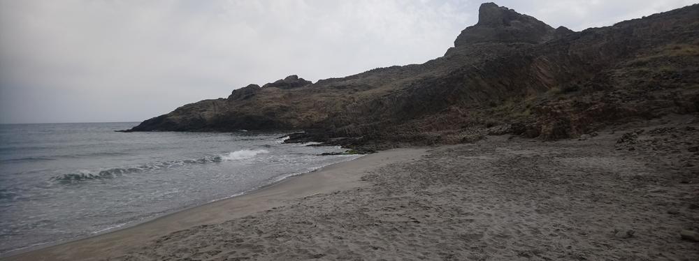 Cala Arena, Cabo de Gata