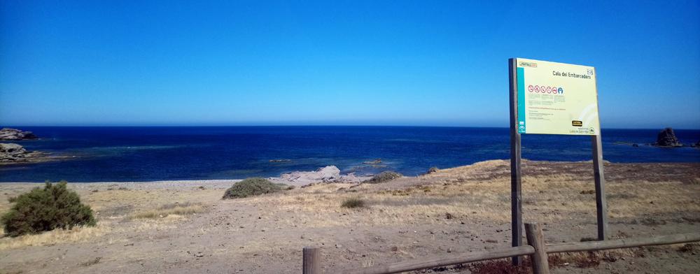 Cala de Cabo de Gata