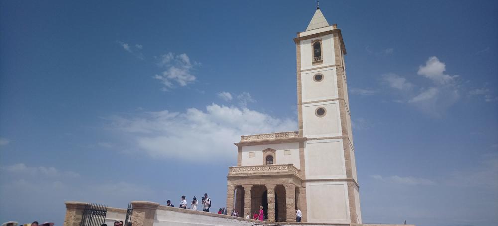 Iglesia de Cabo de Gata