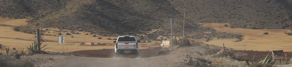 Protección Civil en Cabo de Gata