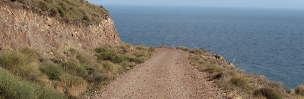 De senderismo en Cabo de Gata