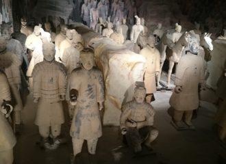 Exposición Terracotta Army en Sevilla