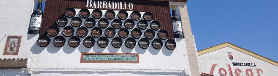 Visitar las Bodegas de Barbadillo en Sanlúcar de Barrameda (Cádiz)