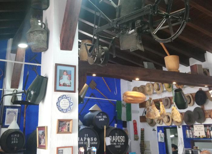 Dónde comer en Moguer: Los Raposo