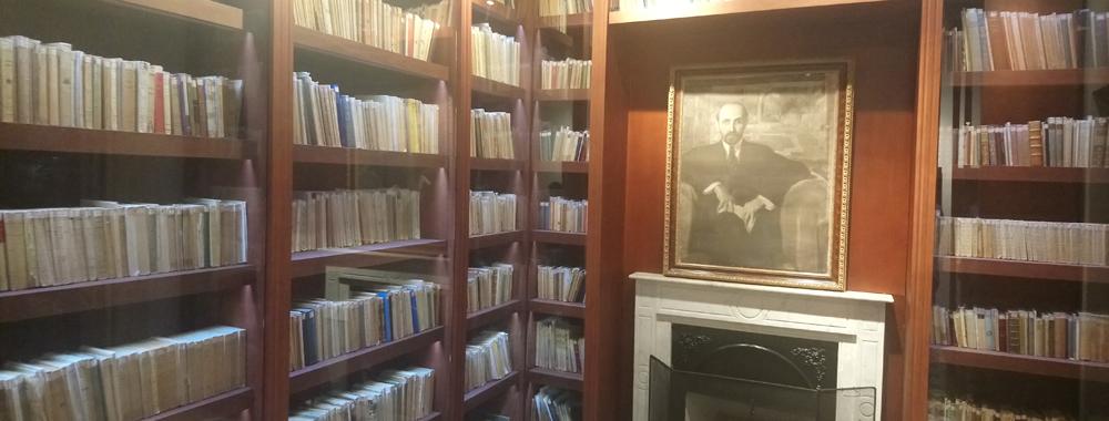 Biblioteca de Juan Ramón Jiménez