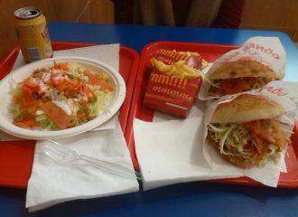Comer Kebab en Jerez de la Frontera