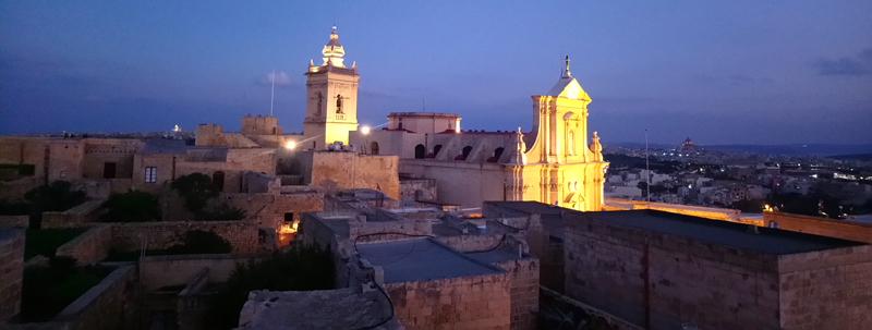 Ciudadela en Gozo