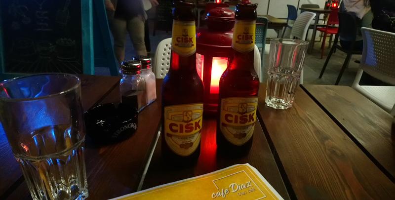 La cerveza Cisk es la más famosa en Malta